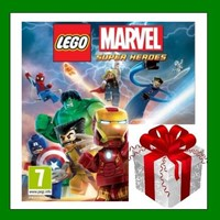 LEGO Marvel Super Heroes - Steam - RU-CIS-UA + АКЦИЯ