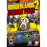 Borderlands 2 Season Pass (Steam KEY) + ПОДАРОК