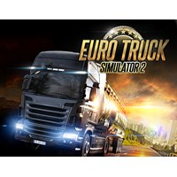 EURO TRUCK SIMULATOR 2 (STEAM) + ПОДАРОК