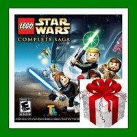 LEGO Star Wars The Complete Saga - Steam RU-CIS-UA
