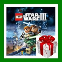 LEGO Star Wars III 3 The Clone Wars - Steam RU-CIS-UA