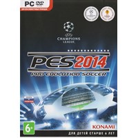 Pro Evolution Soccer 2014 (PES 2014) Reg Free (CD-Key)