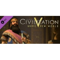 Sid Meier's Civilization V 5 Brave New World STEAM Gift