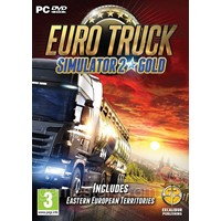 Euro Truck Simulator 2 GOLD Edition (PC) + СКИДКИ