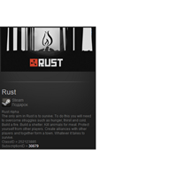 Rust -Steam Gift - Region Free (ROW)