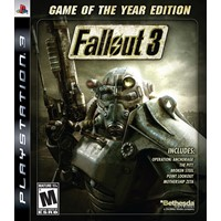 FALLOUT 3: Game of the Year Edition + ПОДАРОК