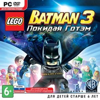 LEGO Batman 3: Beyond Gotham Покидая Готэм(Steam)RU/CIS