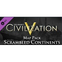 Sid Meier's Civilization V: Scrambled Nations Map DLC