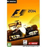 Formula 1 2014 (F1 2014) STEAM KEY + БОНУС
