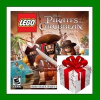 LEGO Pirates of the Caribbean - Steam Key - Region Free