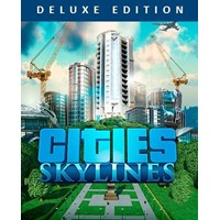 Cities: Skylines Deluxe Edition Оригинальный Steam Ключ