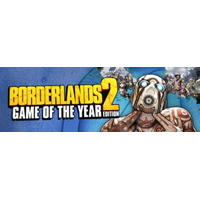 Borderlands 2 GOTY(Steam KEY RU+CIS)