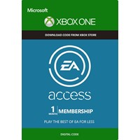EA ACCESS - 1 MONTH TRIAL (XBOX ONE) | SCAN