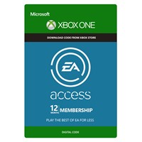 EA ACCESS 12 МЕСЯЦЕВ XBOX ONE (RU/EU/US) REGION FREE