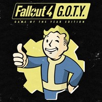 Fallout 4 Game of the Year GOTY Официальный Ключ Steam