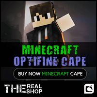 💛 MINECRAFT CAPE RANDOM | OPTIFINE | CASHBACK 🔅