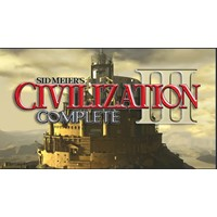 Sid Meiers Civilization 3 III Complete STEAM GLOBAL