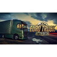 Euro Truck Simulator 2 (STEAM)+ПОДАРОК