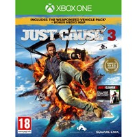 01. Just Cause 3: издание XL XBOX ONE