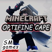 MINECRAFT | OPTIFINE CAPE | (ПЛАЩ) 🔵