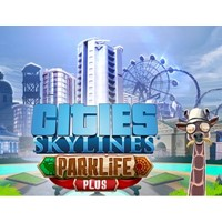 Cities: Skylines: DLC Parklife Plus (Steam KEY)+ПОДАРОК