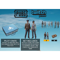 Twitch Prime | Rainbow Six | Overwatch | PUBG