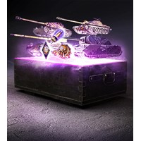 World of Tanks Twitch Prime Набор «Июль» + Tiger