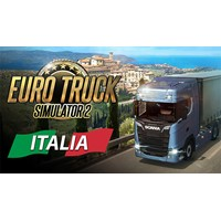 Euro Truck Simulator 2 - Italia (Steam Россия СНГ)