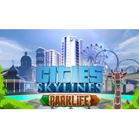 Cities Skylines - Parklife Plus (Steam RU)
