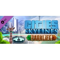 Cities: Skylines - Parklife (DLC) STEAM KEY / RU/CIS