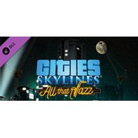 Cities: Skylines - All That Jazz (DLC) STEAM KEY/RU/CIS