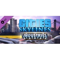 CITIES SKYLINES - INDUSTRIES ✅STEAM ЛИЦЕНЗИЯ + БОНУС