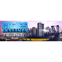 CITIES SKYLINES - INDUSTRIES PLUS ✅STEAM + БОНУС