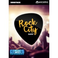Cities: Skylines - Rock City Radio (Steam key) @ RU