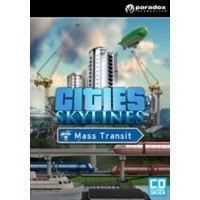 Cities: Skylines - Mass Transit (Steam key) @ RU