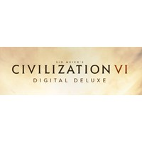 Sid Meier's Civilization VI 6: DELUXE EDITION STEAM KEY
