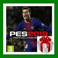 Pro Evolution Soccer 2019 - Steam RU-CIS*-UA + АКЦИЯ
