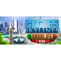 DLC Cities: Skylines - Parklife plus STEAM Key / RU+CIS