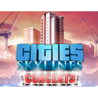 DLC Cities: Skylines: Concerts (Steam KEY)RU+CIS