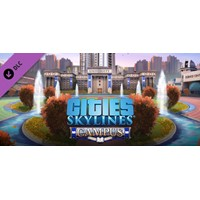 CITIES: SKYLINES - CAMPUS ✅STEAM + БОНУС