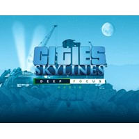Cities Skylines  Deep Focus Radio (steam key) -- RU