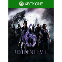 Resident Evil 6 / XBOX ONE, Series X|S 🏅🏅🏅