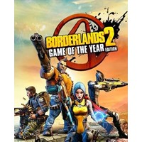 Borderlands 2 Game of the Year (GOTY) Официальный Ключ