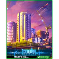 Cities Skylines Mayor's Edition(XBOX ONE)