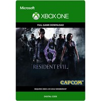 ✅Resident Evil 6 XBOX ONE SERIES X|S  Ключ🧟 🔑 ⭐