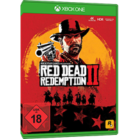 Red Dead Redemption 2  XBOX ONE ключ