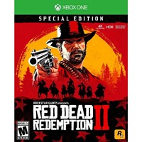 ✅ Red Dead Redemption 2: Special Edition XBOX ONE Ключ
