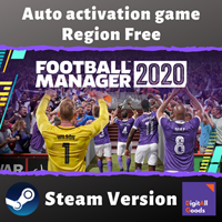 Football Manager 2020 +In-Game Editor+АВТОАКТИВАЦИЯ