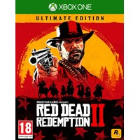 Red Dead Redemption 2: Special Edition XBOX ONE ключ 🔑