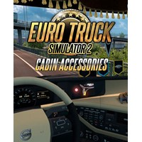 Euro Truck Simulator 2 Cabin Accessories - Официально